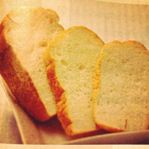Enjoy fresh home baked healthy soft bread ...